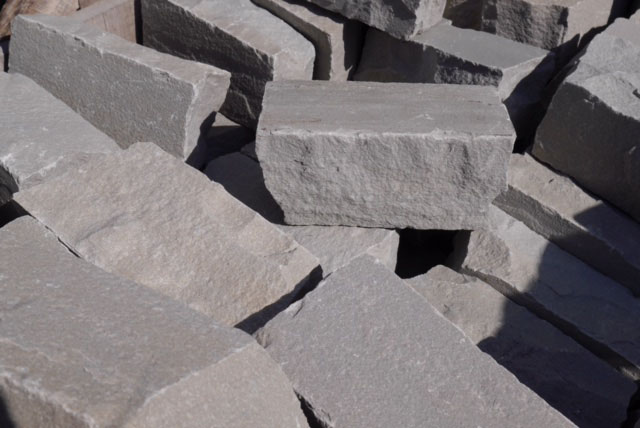 インド砂岩 (グレー)
