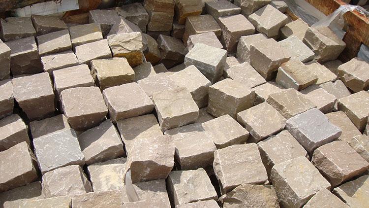 インド砂岩(ラジグリーン)